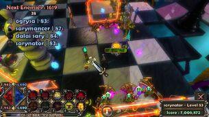 Kings game powerlevel outside turrets2