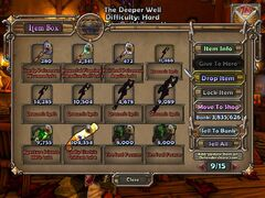 Draconis Ignis 5 sizes inventory