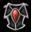 Item black shield