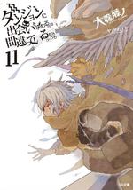 DanMachi Light Novel Volume 11