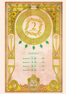 Sword Oratoria Manga Volume 2 Contents