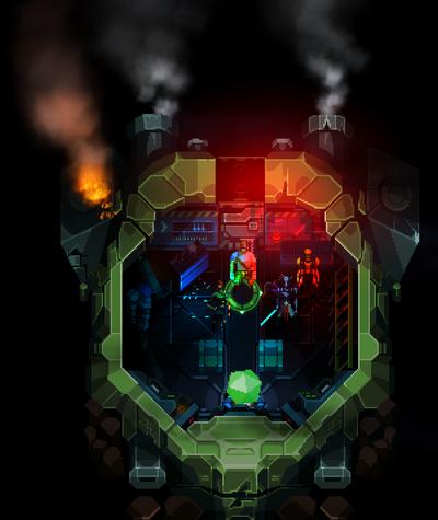 Armory Pod Ingame