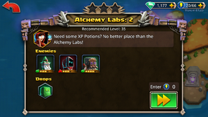 Alchemy Lab2