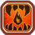 Fiery Fangs Icon