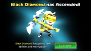 Black Diamond Second ascension