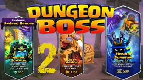 Dungeon Boss - Summon 2