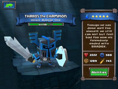 Tharos the Champion