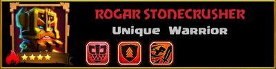Profile Rogar Stonecrusher