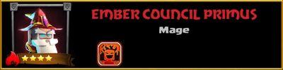 Profile Ember Council Primus