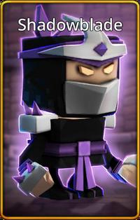 Shadowblade default skin