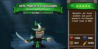 Yen, Master of Illusion