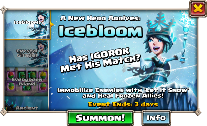Icebloom cover