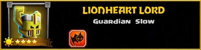 Profile Lionheart Lord