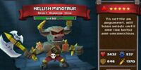 Hellish Minotaur