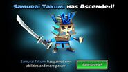 Takumi First Ascension