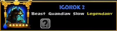 Profile Igorok 2