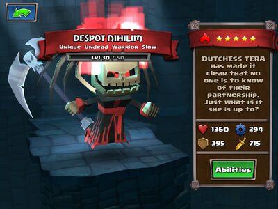 Despot Nihilim