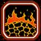 Hot Coals Icon