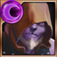 Violet Lynx Icon