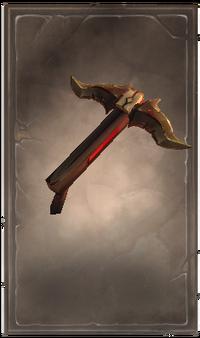 Heatspike crossbow