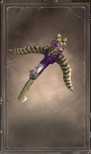 Voidbleed crossbow