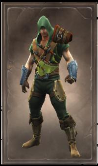 Baloth-hide armor