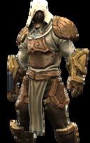 Arctoro glorious bulwark armor