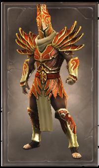 Sunforge armor