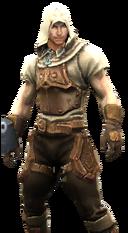 Arctoro bulwark armor