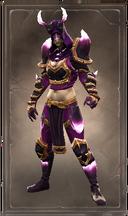 Spined crystalmar armor