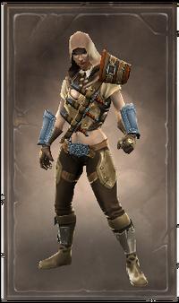 Holarin armor
