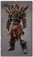 Hellfire justicar plate