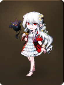 Cecile the Vampire Idol