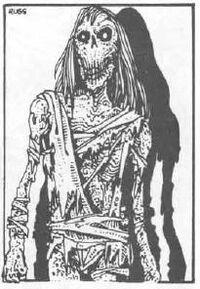 Coffer corpse