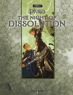 WW16115 Night of Dissolution