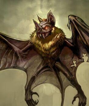Dire Bat 02