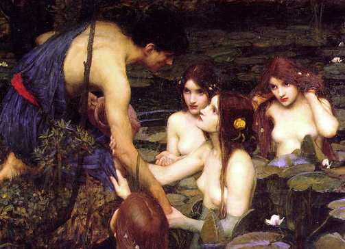 File:Hylas and the Nymphs (detail).png
