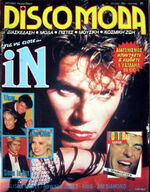 IN DISCOMODA MAGAZINE - JULY 1985 greek disco moda wikipedia duran duran greece
