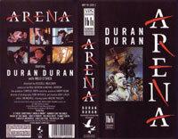 Arena uk VHS · PMI-EMI · UK · MVP 99 1099 2 duran duran video wikipedia