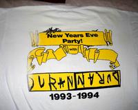 DURAN DURAN T-SHIRT 1993 The Great Western Forum, Inglewood (Los Angeles), CA, USA 1
