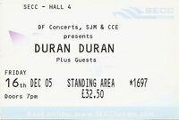 16 dec 05 ticket