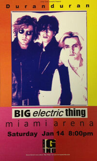 Miamia arena wikipedia duran duran discogs