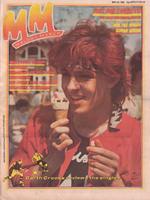 DURAN DURAN Melody Maker (5 22 82 UK Magazine nick rhodes duran duran