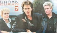 Poster duran DURAN DURAN duran discogs discography wikipedia