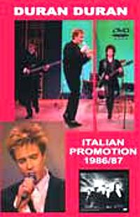 ITALIAN PROMOTION 1989 87 DURAN DURAN