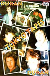 Duran duran tokyo tapes DVD