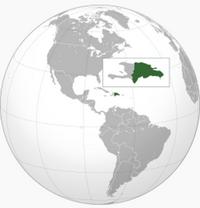 Dominican Republic wikipedia map duran duran planet earth