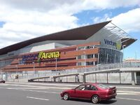 Vector Arena Shown Boldly Going Forward wikipedia duran duran