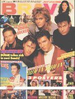 Bravo magazine duran duran discogs discography timeline wiki