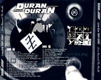 DURAN DURAN live era back